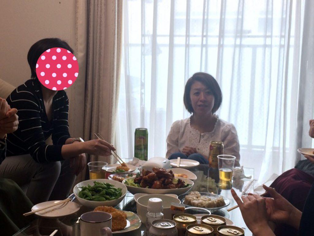 2019/3/30,ホームパーティ